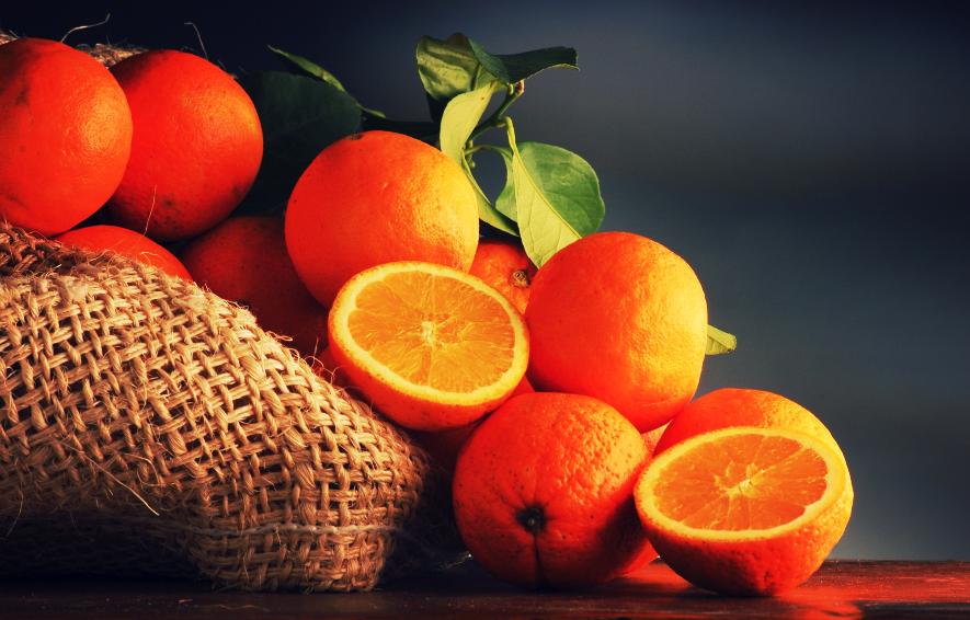 запах апельсинов