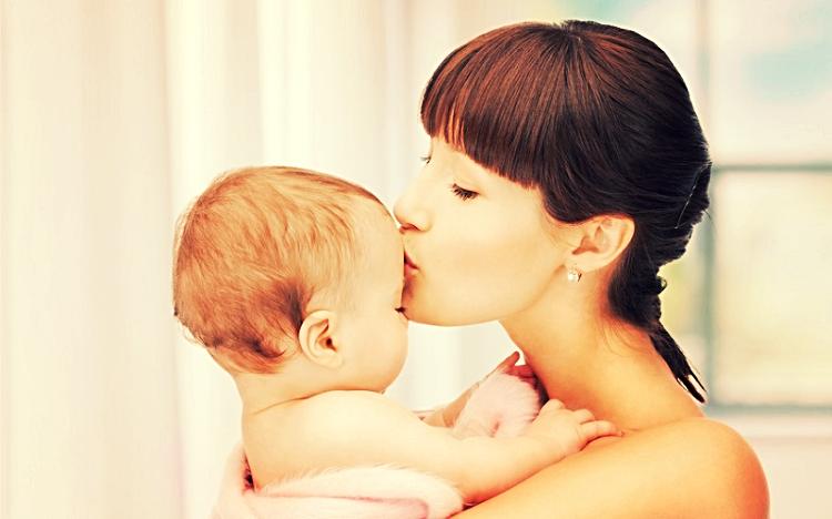 мама узнает запах ее ребенка