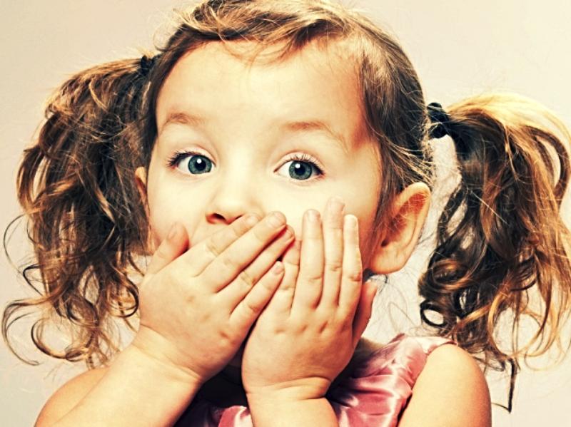 у ребенка воняет изо рта