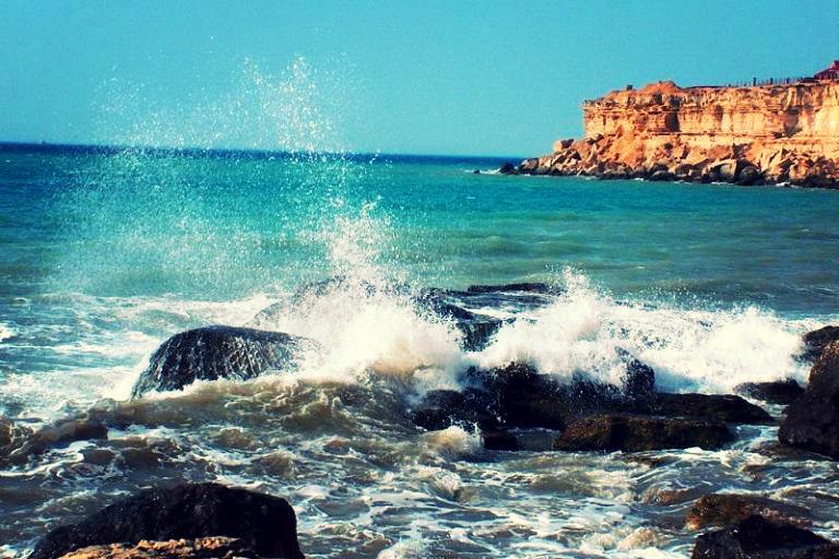 непередаваемый запах моря