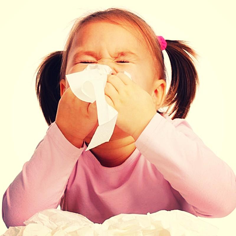 запах из носа малыша