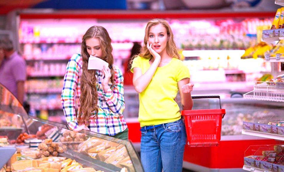 аромамаркетинг в супермаркетах - изображение