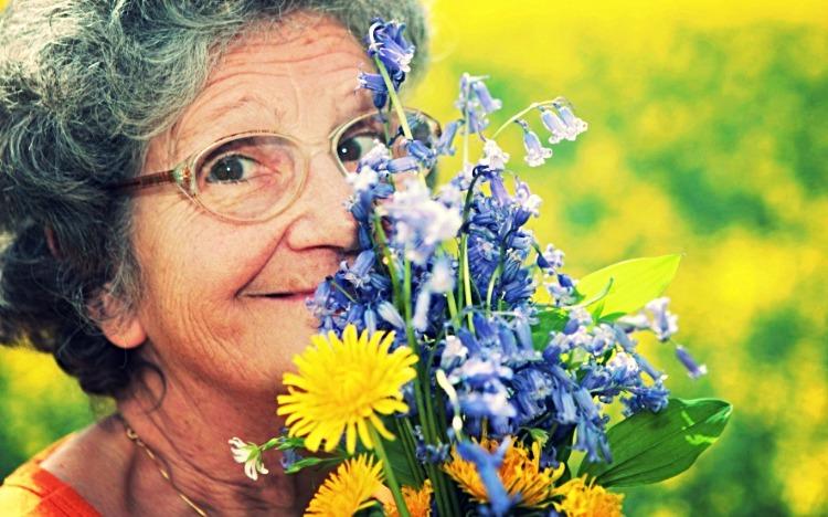 аромат любимых цветов