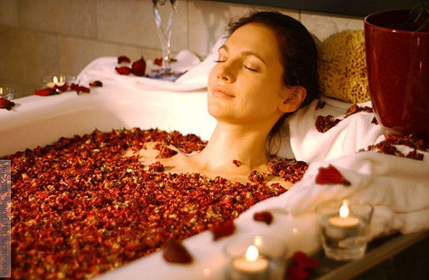 ароматерапия для ванной - изображение