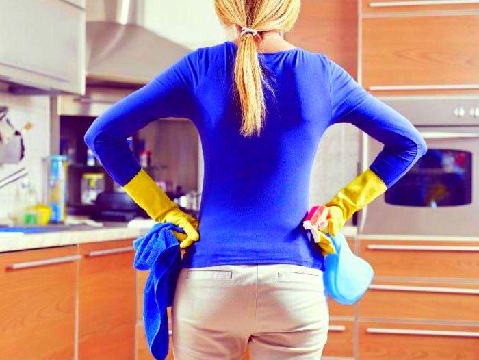 неприятный запах в кухне после пожара - изображение
